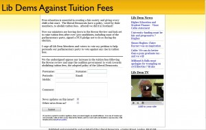 LDs against fees